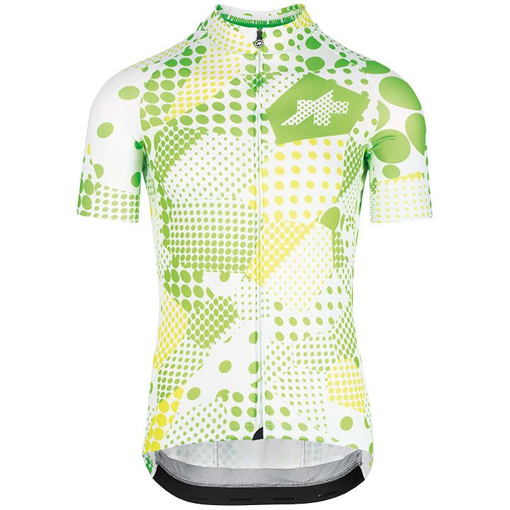 ASSOS Shirt met korte mouwen Erlkönig Ltd. Edition fietsshirt met korte mouwen,