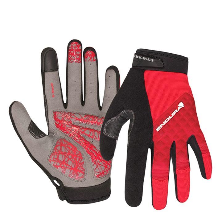 ENDURA langevingerHummvee Plus handschoenen, voor heren, Maat 2XL,