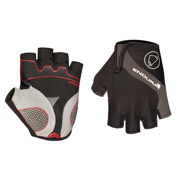 ENDURA fietsHyperon zwart handschoenen, voor heren, Maat L, Fietshandschoenen, W