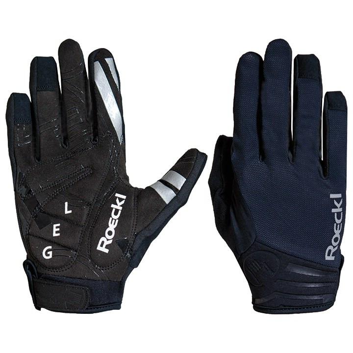 ROECKL Mileo handschoenen met lange vingers, voor heren, Maat 10, Fietshandschoe