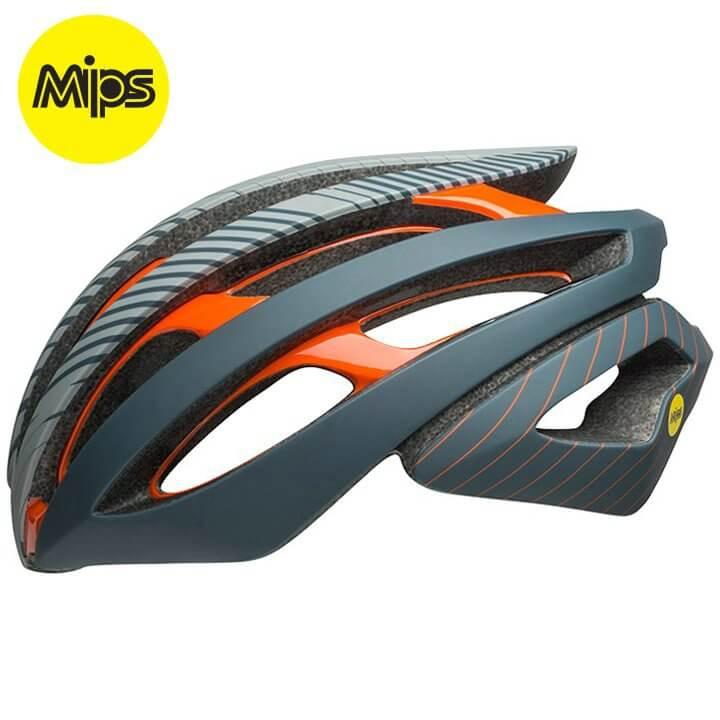 BELL RaceZ20 Mips 2019 fietshelm, Unisex (dames / heren), Maat M, Fietshelm, Fie