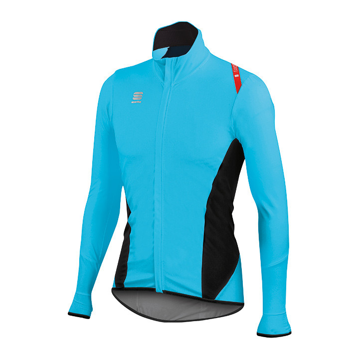 SPORTFUL Fiandre Light NoRain blauw-zwart Light Jacket, voor heren, Maat XL, Wie