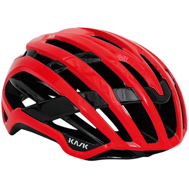 KASK RaceValegro 2020 fietshelm, Unisex (dames / heren), Maat M, Fietshelm, Fiet