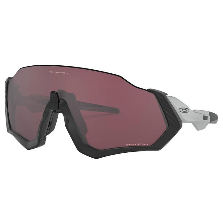 OAKLEY FietsFlight Jacket Prizm 2020 sportbril, Unisex (dames / heren), Sportbri