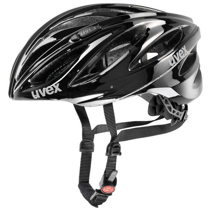 UVEX RaceBoss Race 2020 fietshelm, Unisex (dames / heren), Maat L, Fietshelm, Fi