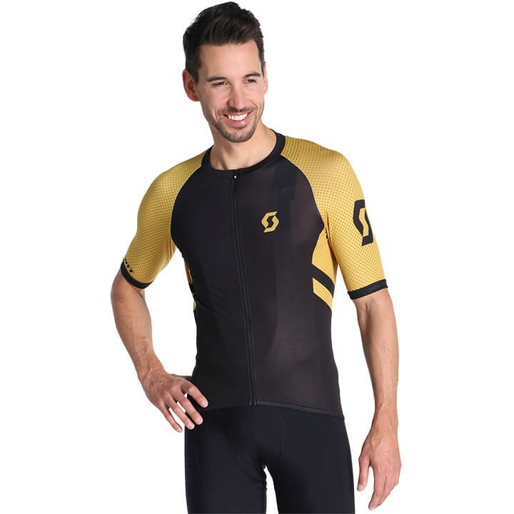 SCOTT Shirt met korte mouwen RC Premium Climber fietsshirt met korte mouwen, voo