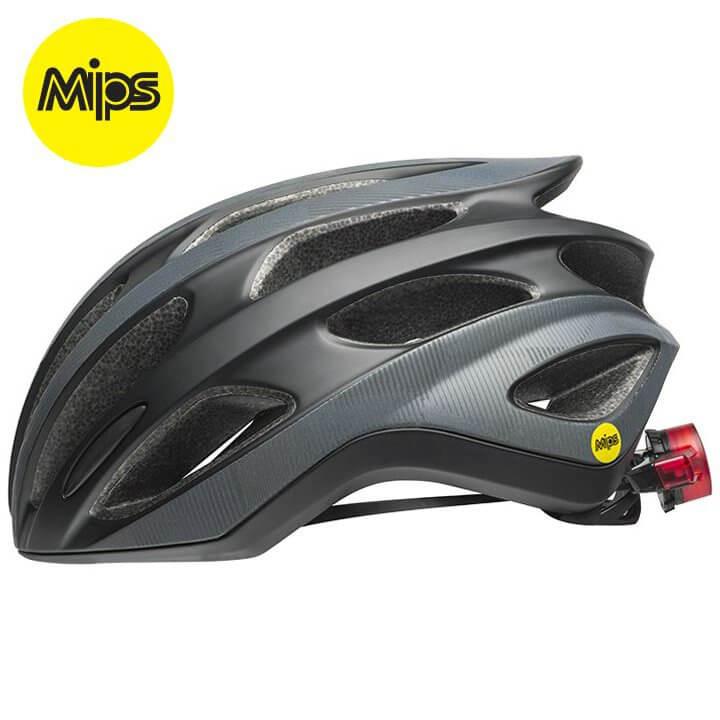 BELL RaceFormula LED Mips Ghost 2019 fietshelm, Unisex (dames / heren), Maat M,