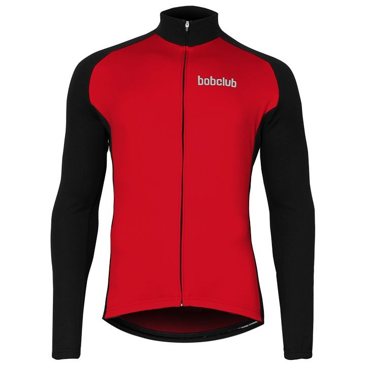 Fiets shirt, BOBCLUB shirt met lange mouwen fietsshirt met lange mouwen, voor he