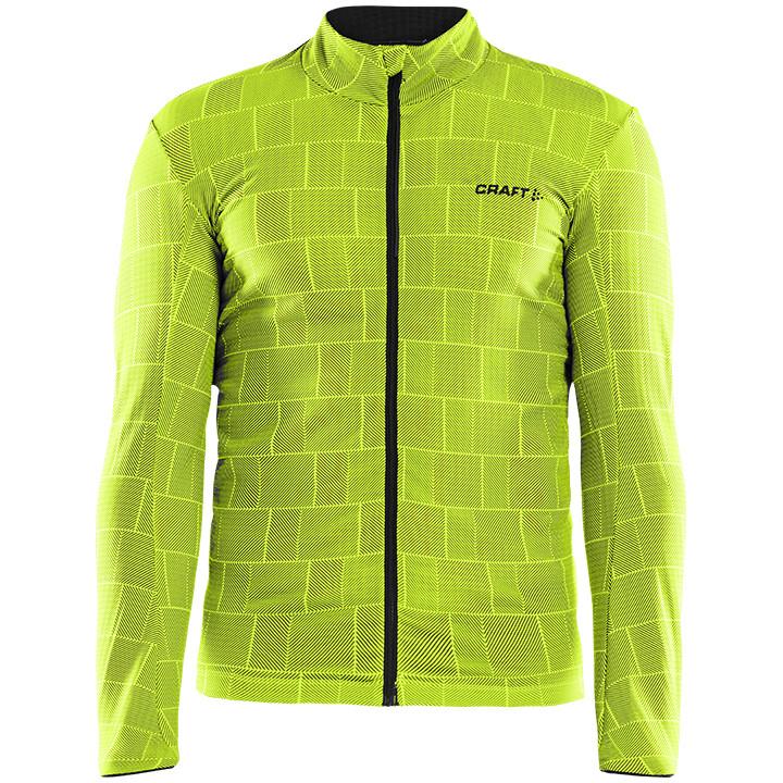 CRAFT Shirt met lange mouwen Ideal fietsshirt met lange mouwen, voor heren, Maat