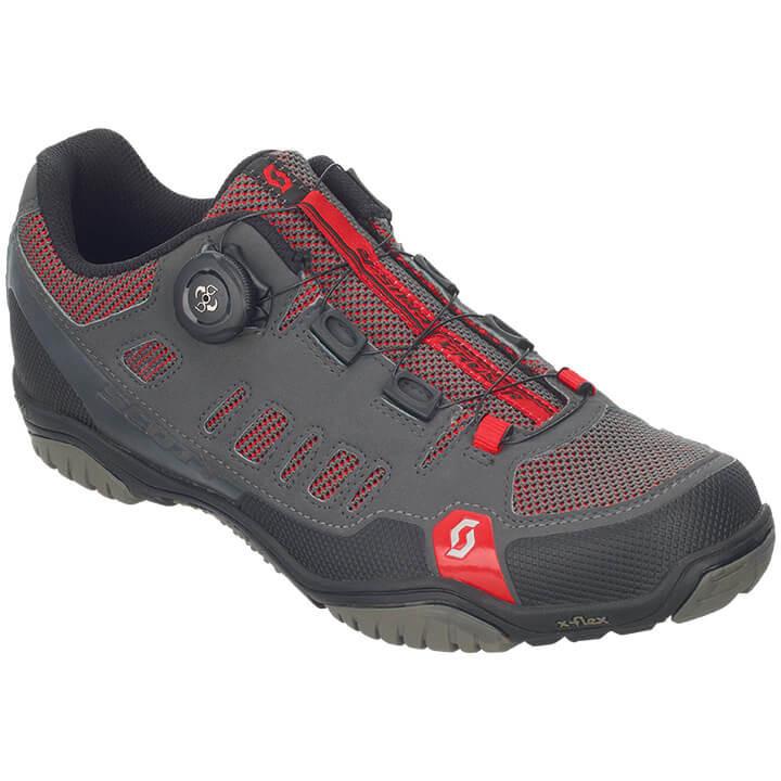 SCOTT Crus-R Boa 2019 MTB-schoenen, voor heren, Maat 45, Mountainbike schoenen,
