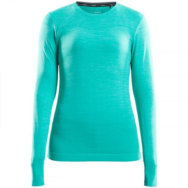 Damen Langarm Unterhemd Fuseknit Comfort