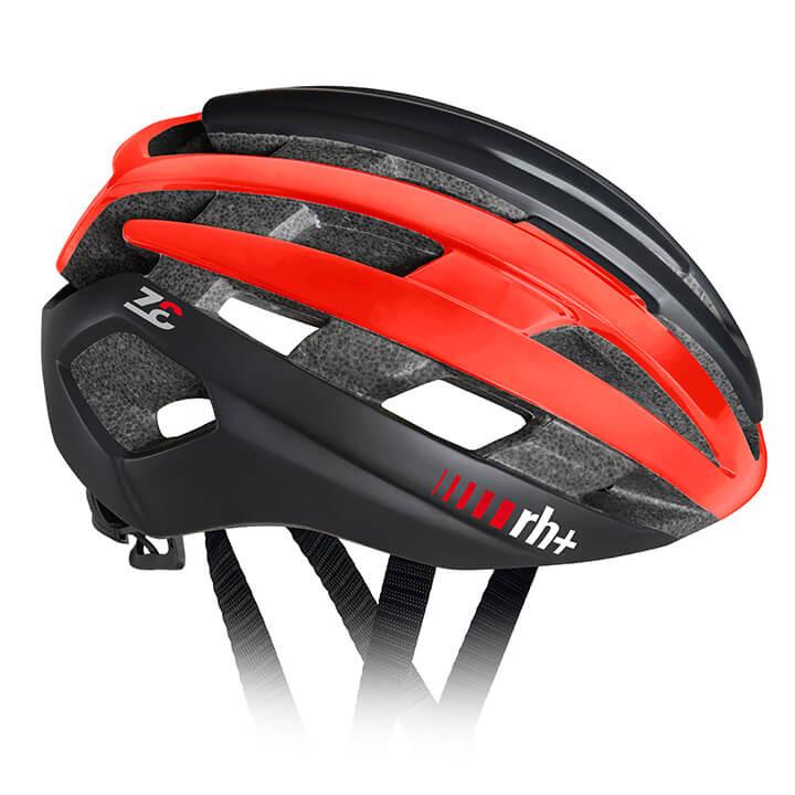 rh+ RaceZ Epsilon fietshelm, Unisex (dames / heren), Maat M, Fietshelm, Fietsacc