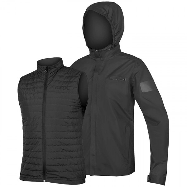 Regenjacke Urban 3in1