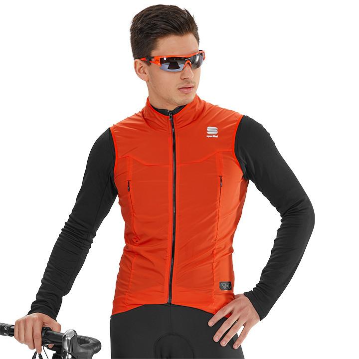 SPORTFUL R&D Strato Light Jacket, voor heren, Maat 2XL, Fietsjas, Fietskleding