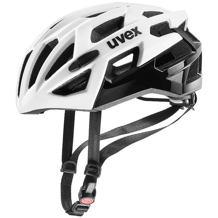 UVEX RaceRace 7 2020 fietshelm, Unisex (dames / heren), Maat M, Fietshelm, Fiets