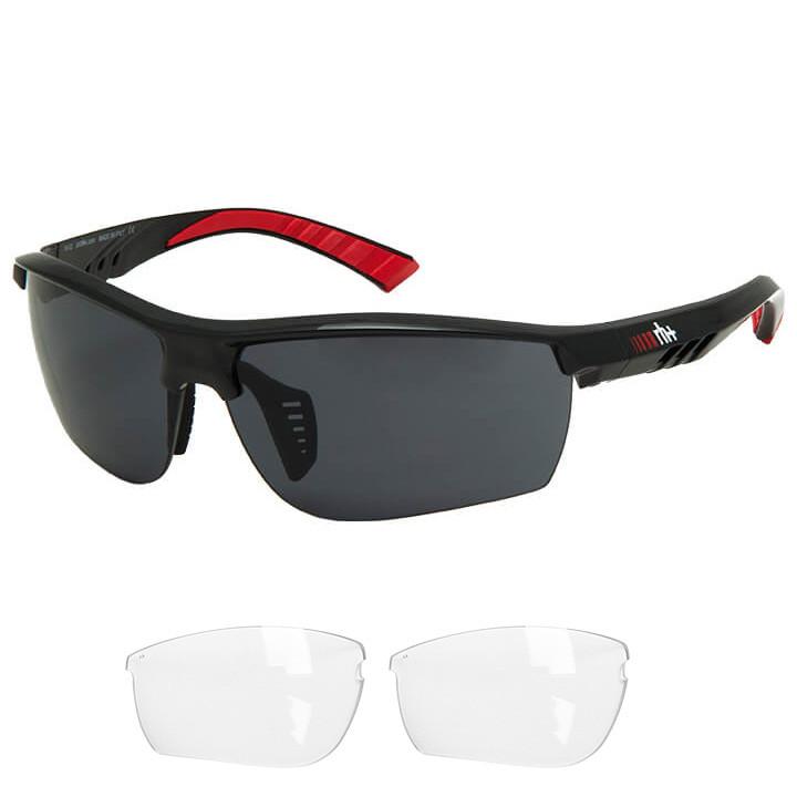 rh+ Brillenset Zero 2020 bril, Unisex (dames / heren), Sportbril, Fietsaccessoir