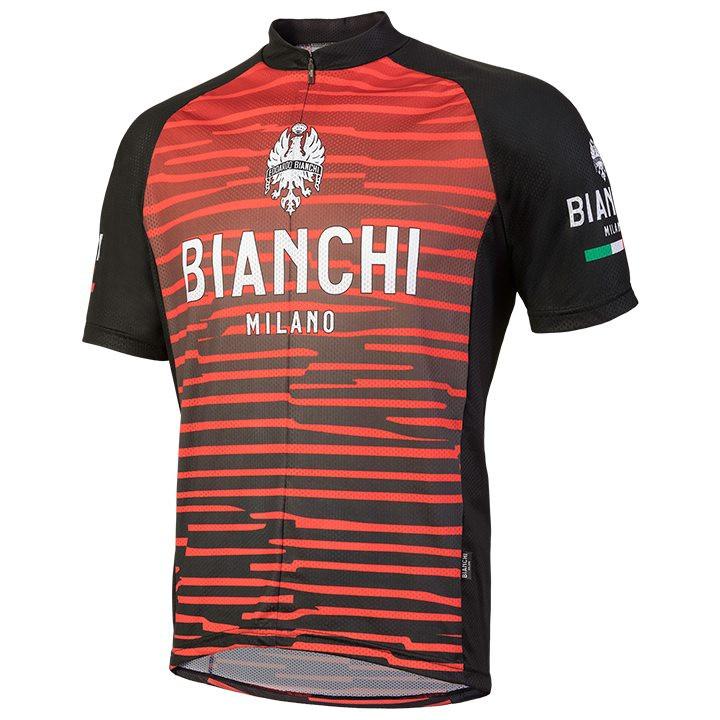 BIANCHI MILANO MTB-shirt Tarugo bikeshirt, voor heren, Maat M, Fietsshirt,