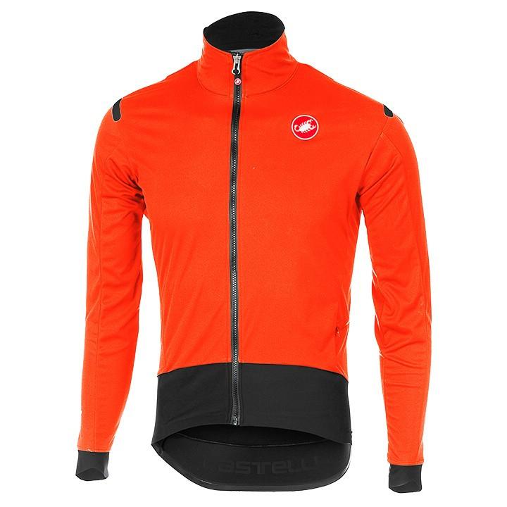 CASTELLI Alpha RoS Light Jacket, voor heren, Maat L, Fiets jack, Wielerkleding