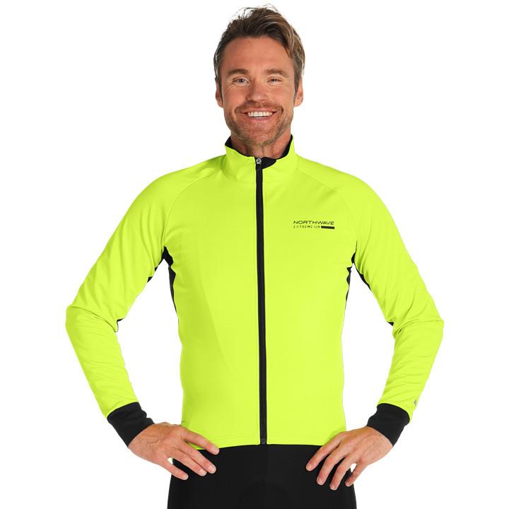 NORTHWAVE Extreme H2O Light Jacket, voor heren, Maat M, Fietsjas, Fietskleding