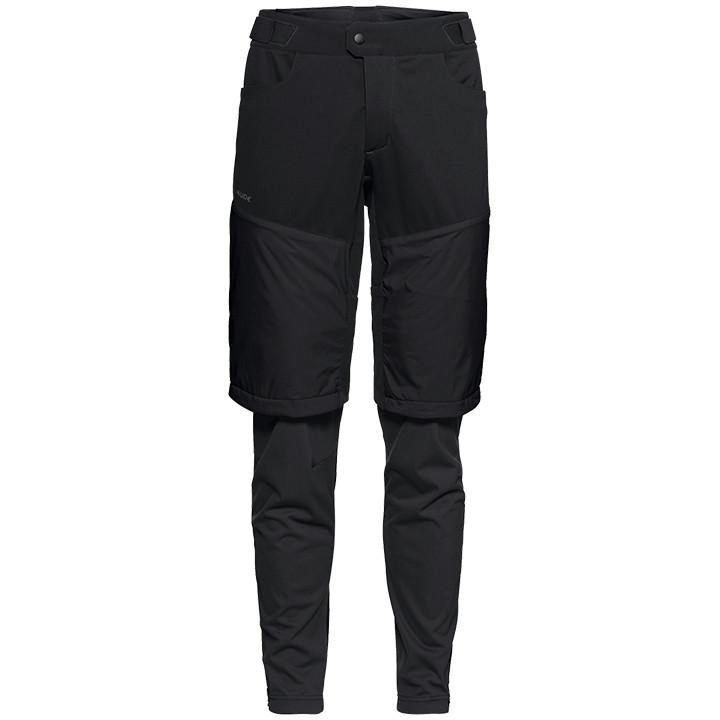 VAUDE Lange bikebroek zonder zeem lange bikebroek, voor heren, Maat 2XL,