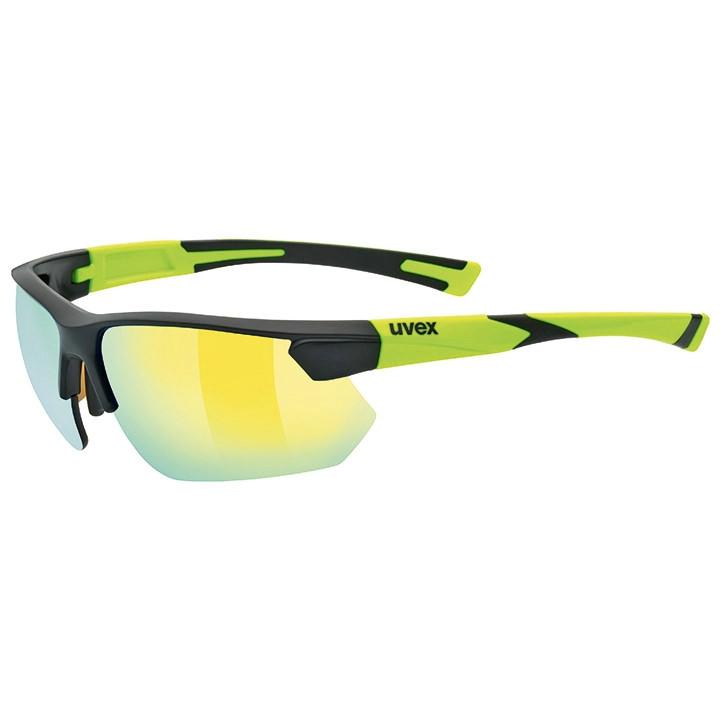UVEX fietsSportstyle 221 2018 sportbril, Unisex (dames / heren), Sportbril,