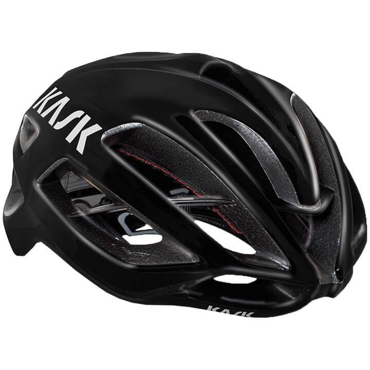 KASK RaceProtone 2020 fietshelm, Unisex (dames / heren), Maat L, Fietshelm, Fiet