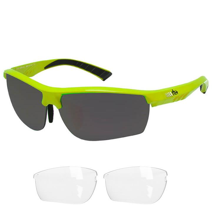 rh+ Brillenset Zero bril, Unisex (dames / heren), Sportbril, Fietsaccessoires