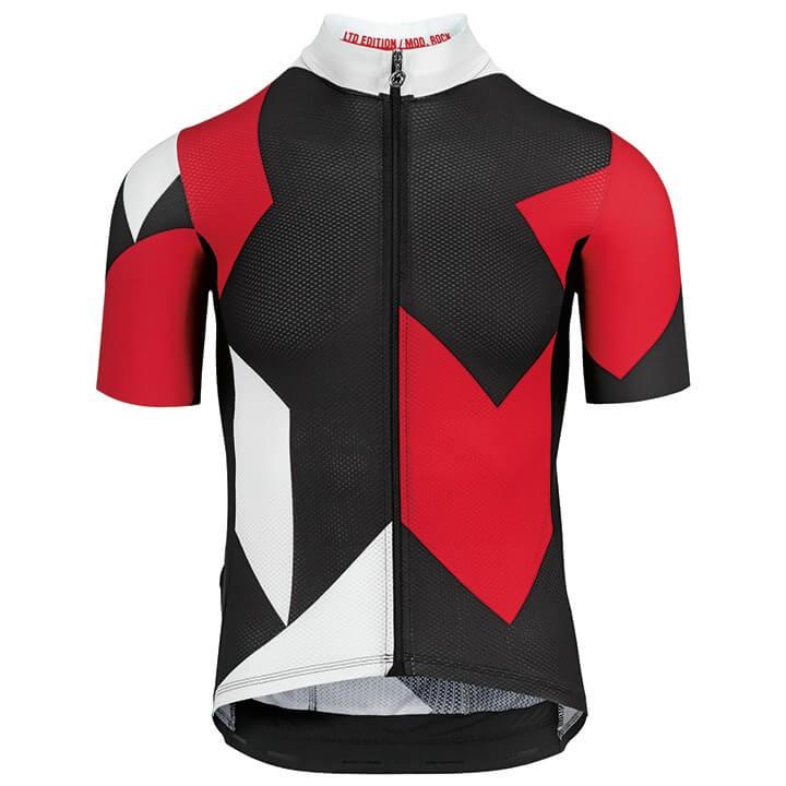 ASSOS Shirt met korte mouwen Fastlane Rock Ltd. Edition fietsshirt met korte mou