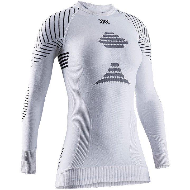 X-BIONIC Damesfietsonderhemd met lange mouwen Invent 4.0 damesonderhemd met lang