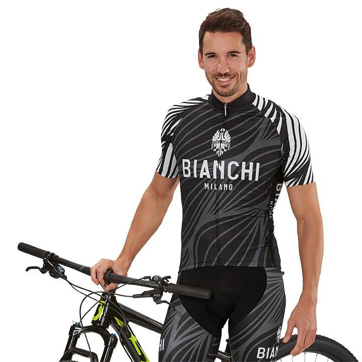 BIANCHI MILANO Shirt met korte mouwen Caina fietsshirt met korte mouwen, voor he