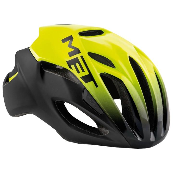 MET RaceRivale 2020 fietshelm, Unisex (dames / heren), Maat M, Fietshelm, Fietsa