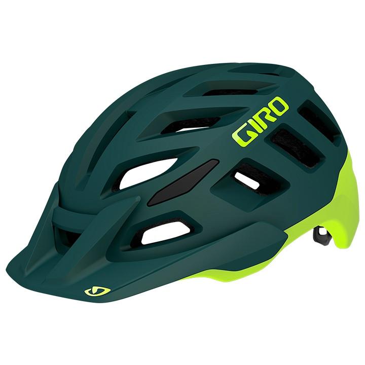 GIRO MTB-helm Radix 2020 MTB-Helm, Unisex (dames / heren), Maat L, Fietshelm, Fi