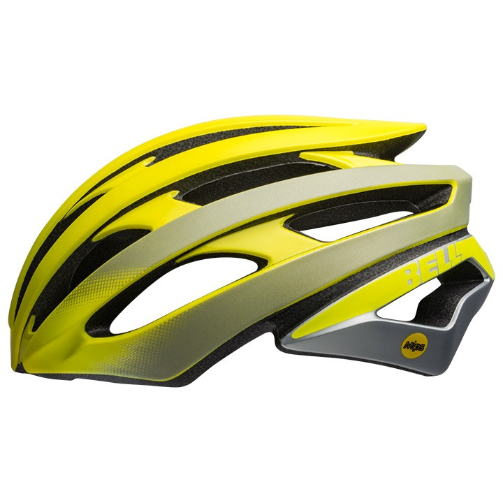 BELL RaceStratus Mips Ghost 2020 fietshelm, Unisex (dames / heren), Maat L, Fiet