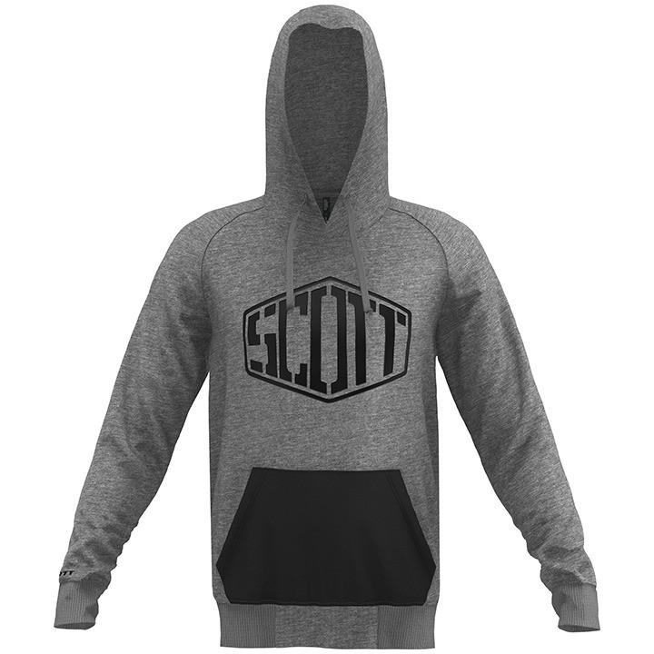 SCOTT Hoodie 10 Casual hoody, voor heren, Maat M, MTB shirt, Mountainbike kledin