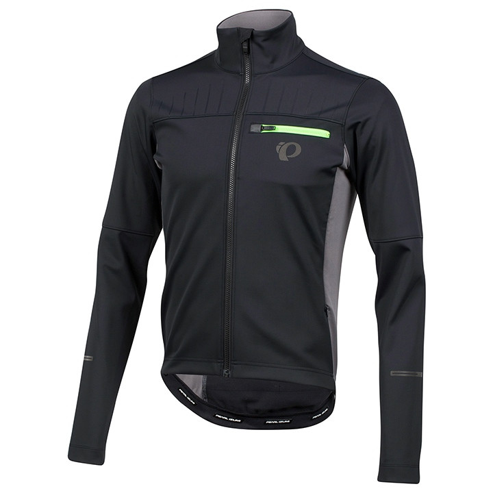 PEARL IZUMI Winterjack P.R.O. Escape Softshell Thermojack, voor heren, Maat XL,