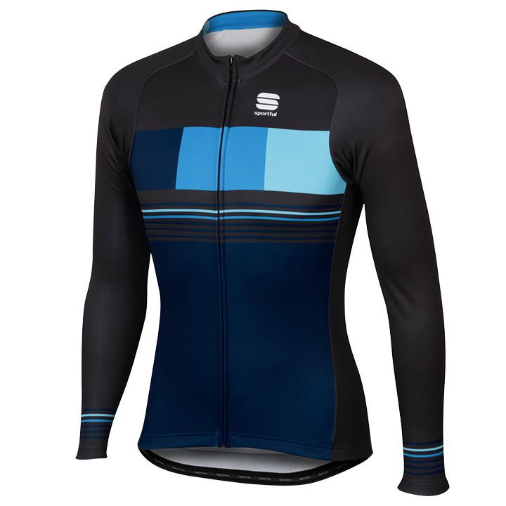 SPORTFUL shirt met lange mouwen Stripe fietsshirt met lange mouwen, voor heren,