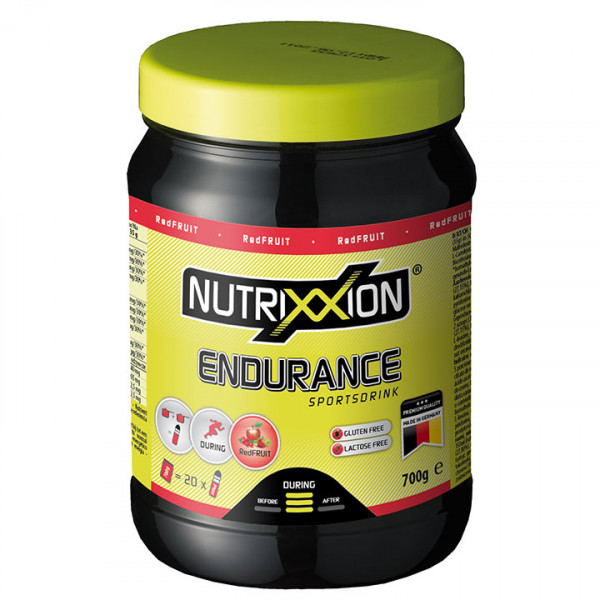 Boisson de sport Endurance Drink Red Fruit