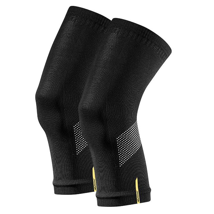 MAVIC Kniestukken Essential Seamless kniestukken, voor heren, Maat L-XL,