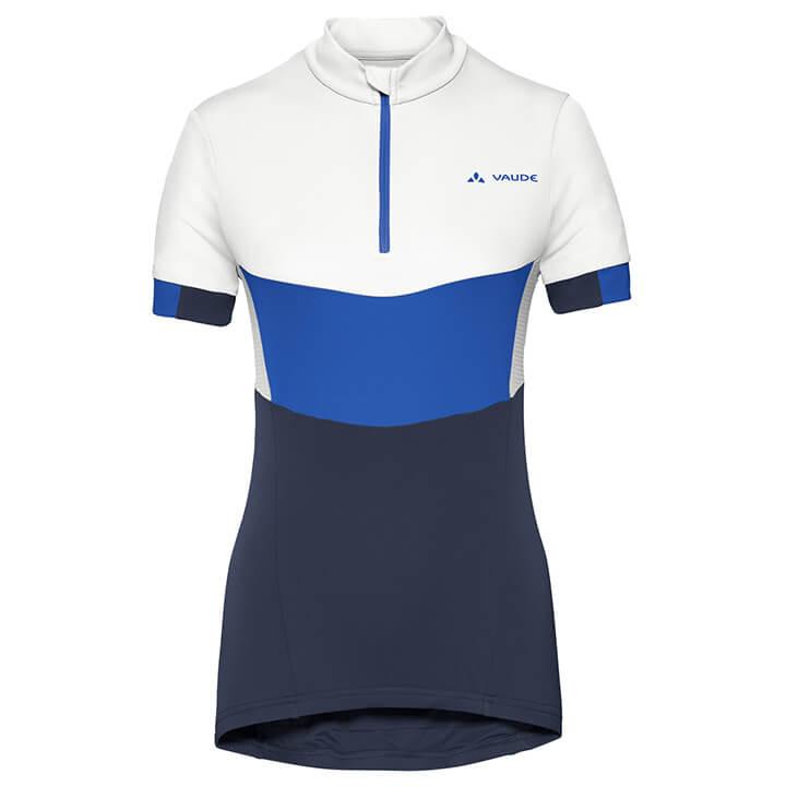 VAUDE damesshirt Advanced III damesfietsshirt, Maat 40, Wielren shirt, Fiets