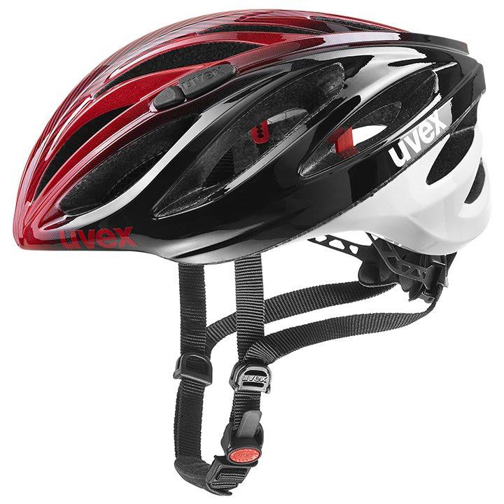 UVEX RaceBoss Race 2020 fietshelm, Unisex (dames / heren), Maat M, Fietshelm, Fi