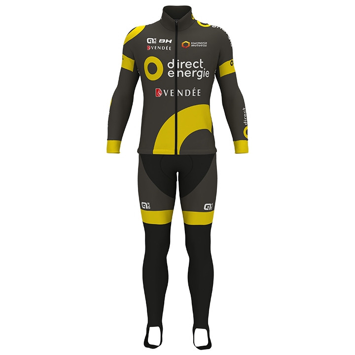 Set DIRECT ENERGIE 2017 (Winterjacke + lange Ra...
