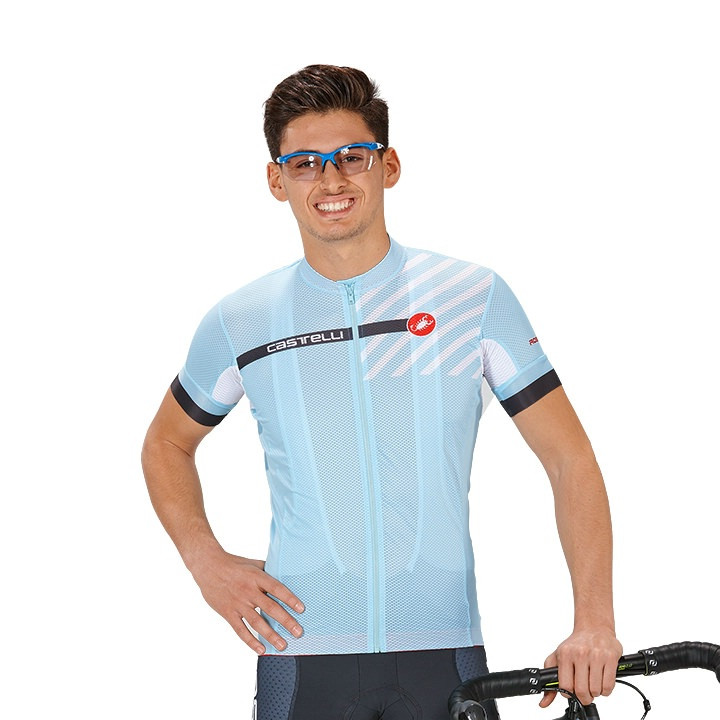 CASTELLI shirt met korte mouwen Free AR 4.1 fietsshirt met korte mouwen, voor he