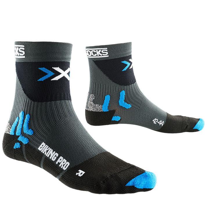 X-SOCKS Pro fietssokken, voor heren, Maat S, Fiets