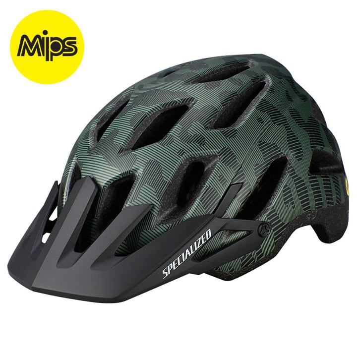 SPECIALIZED Ambush Comp m. ANGi, Mips 2020 MTB-Helm, Unisex (dames / heren), Maa