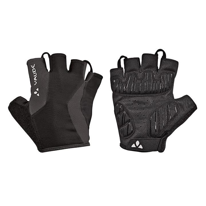 VAUDE fietsAdvanced, zwart handschoenen, voor heren, Maat 7, Fietshandschoenen,
