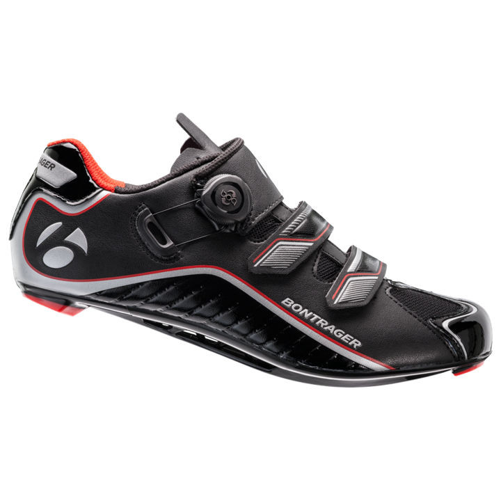 BONTRAGER racefietsschoen Circuit 2017 raceschoenen, voor heren, Maat 45,