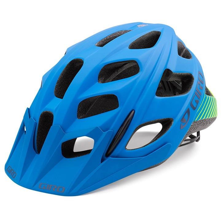 GIRO MTB-helm Hex 2017 MTB-Helm, Unisex (dames / heren), Maat L, Fietshelm,