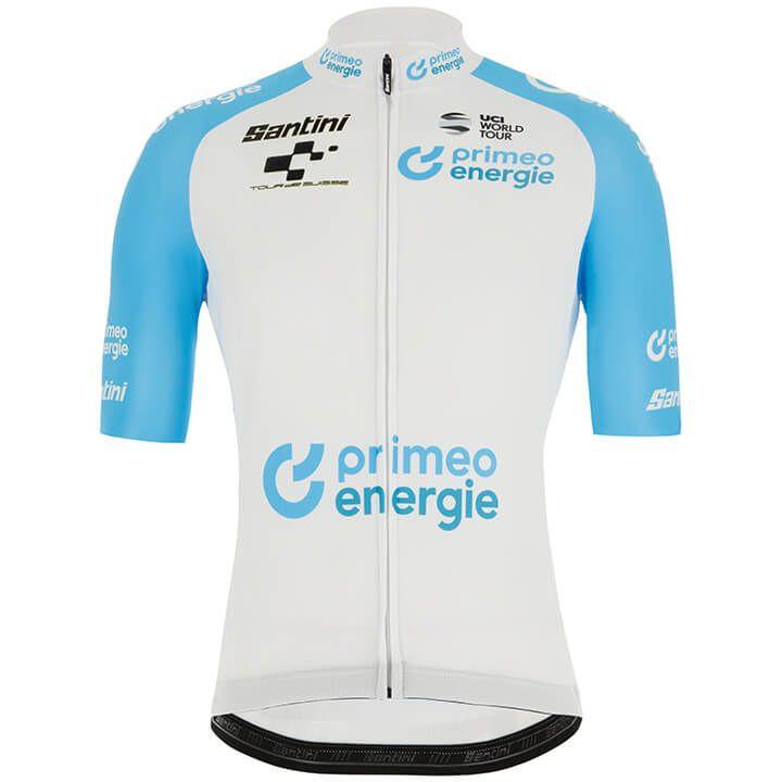 Tour de Suisse 2019 Best Young Rider fietsshirt met korte mouwen fietsshirt met