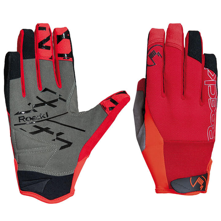 ROECKL KinderMalix Jr. handschoenen met lange vingers, Maat 5,