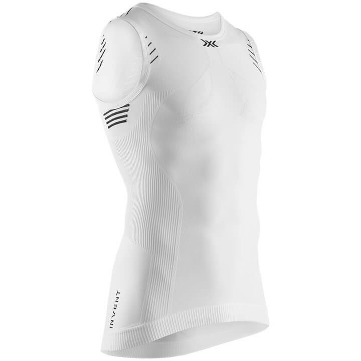 X-BIONIC Fietszonder mouwen Invent LT onderhemd, voor heren, Maat XL, Onderhemd,